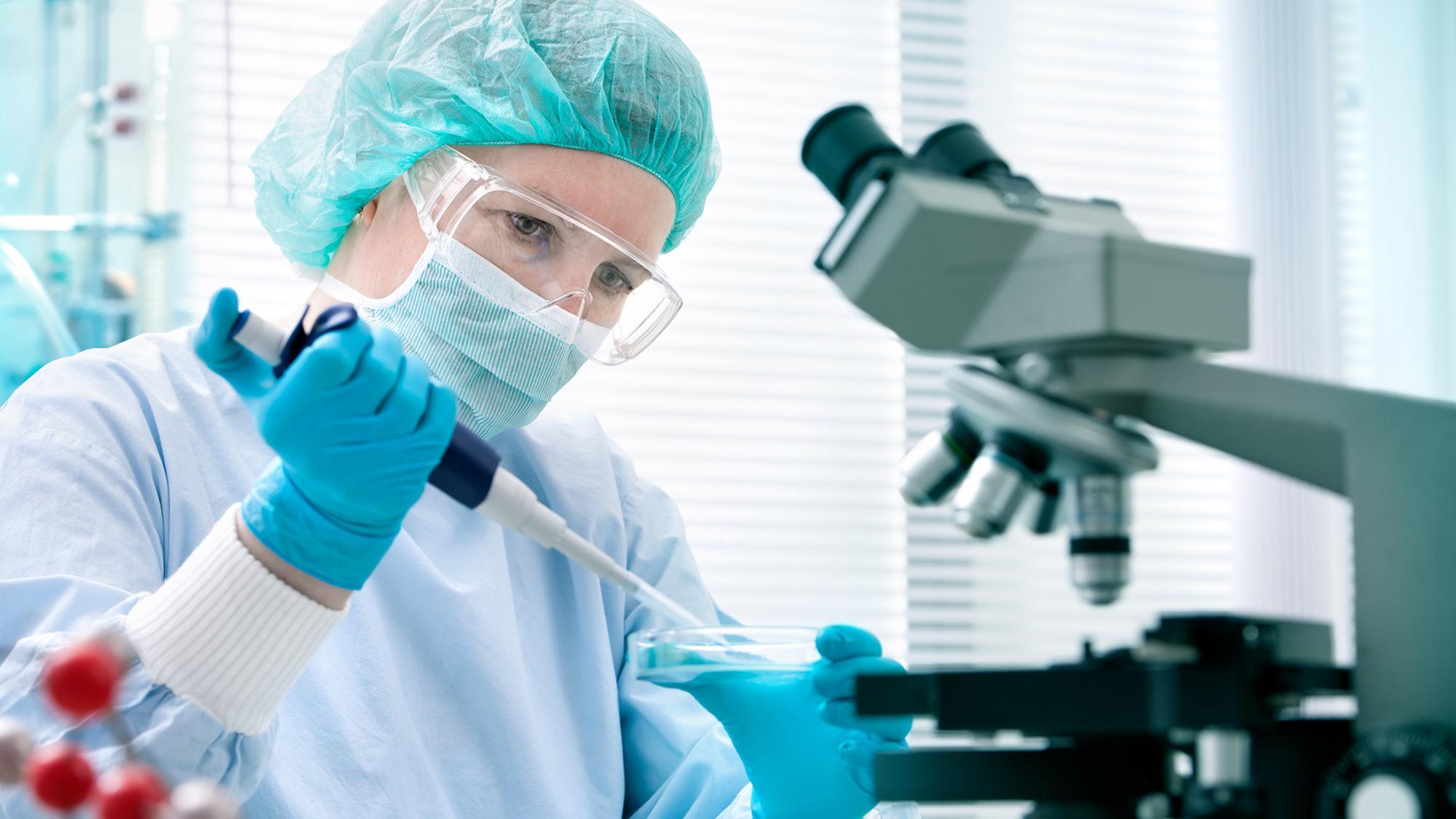 В бактериях впервые замечен белок, действующий подобно инфекционному агенту