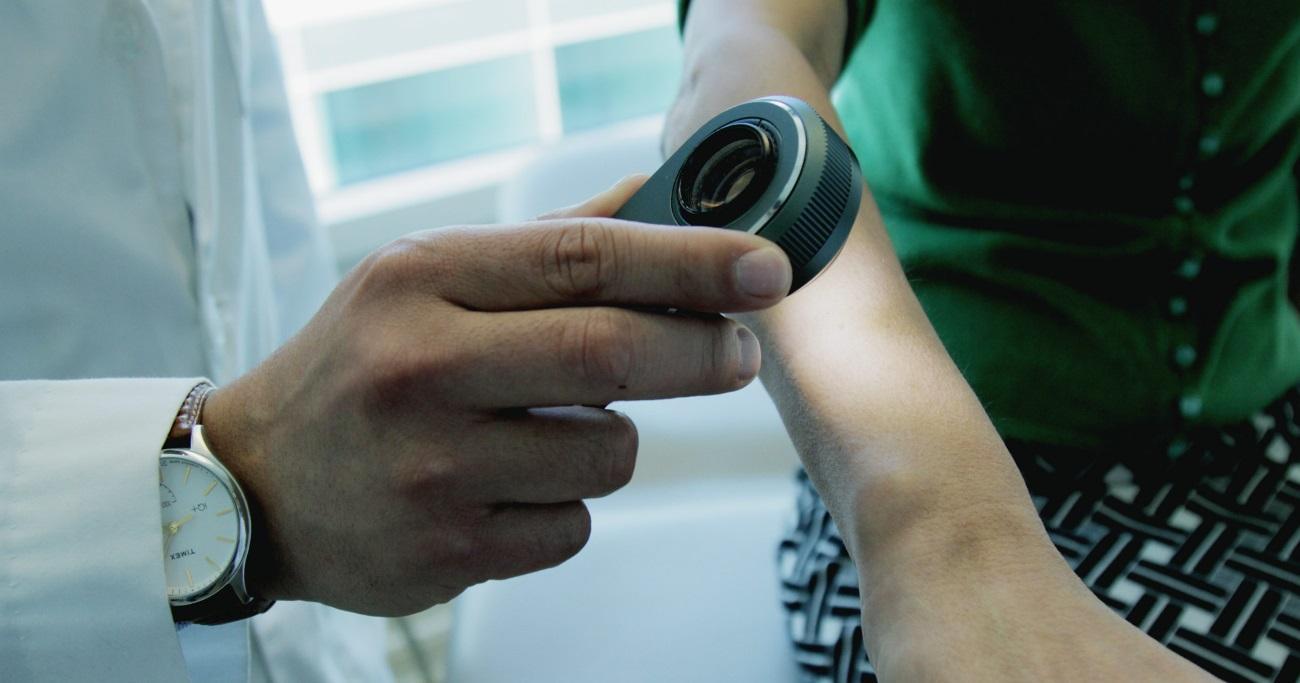 ИИ так же эффективен в диагностировании рака кожи, как настоящий дерматолог