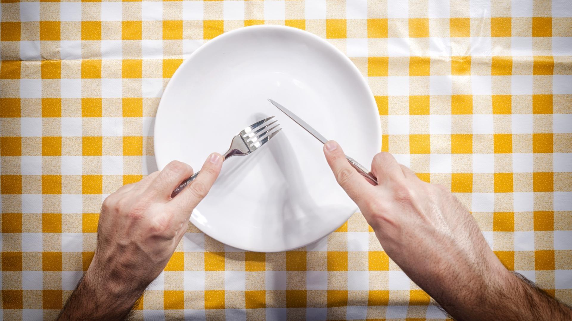 Голодание для похудения: за и против
