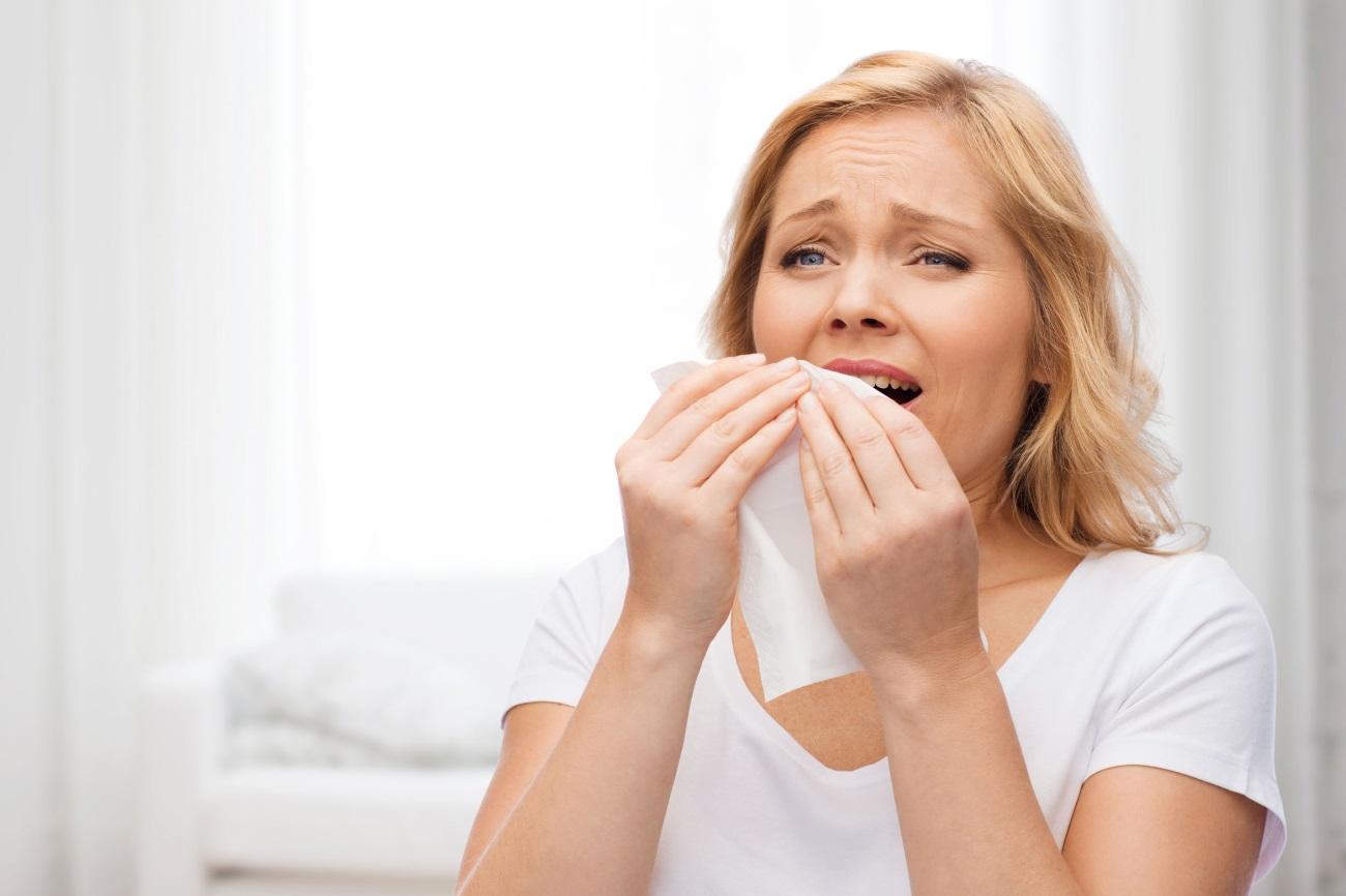 почему мы чихаем с закрытыми глазами