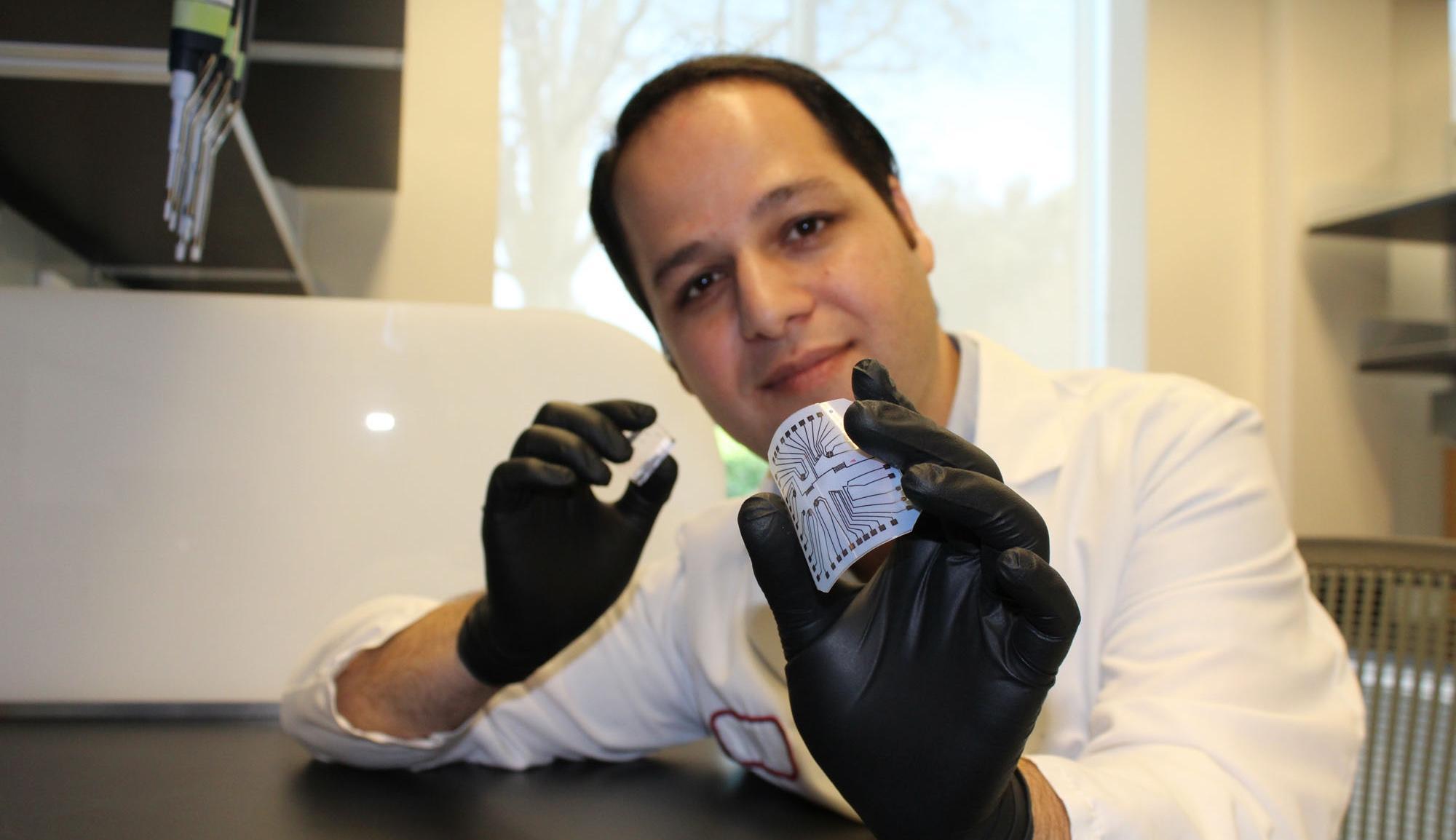 Революционный медицинский чип: быстрый и дешевый анализ крови для всех