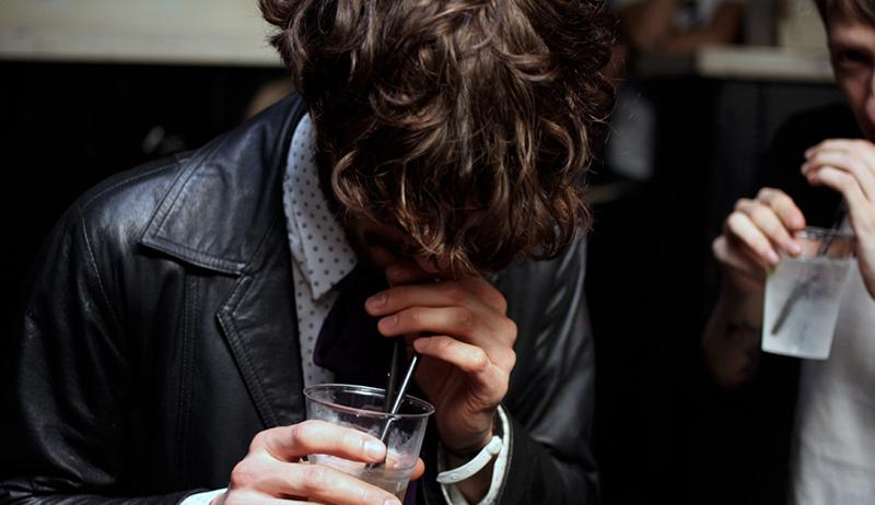 алкоголь вызывает аритмию
