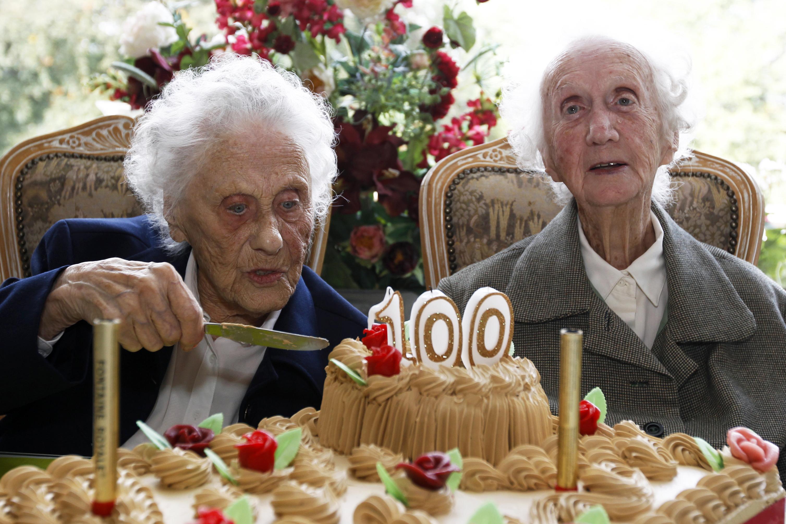 Обнаружена мутация гена, отвечающая за долголетие