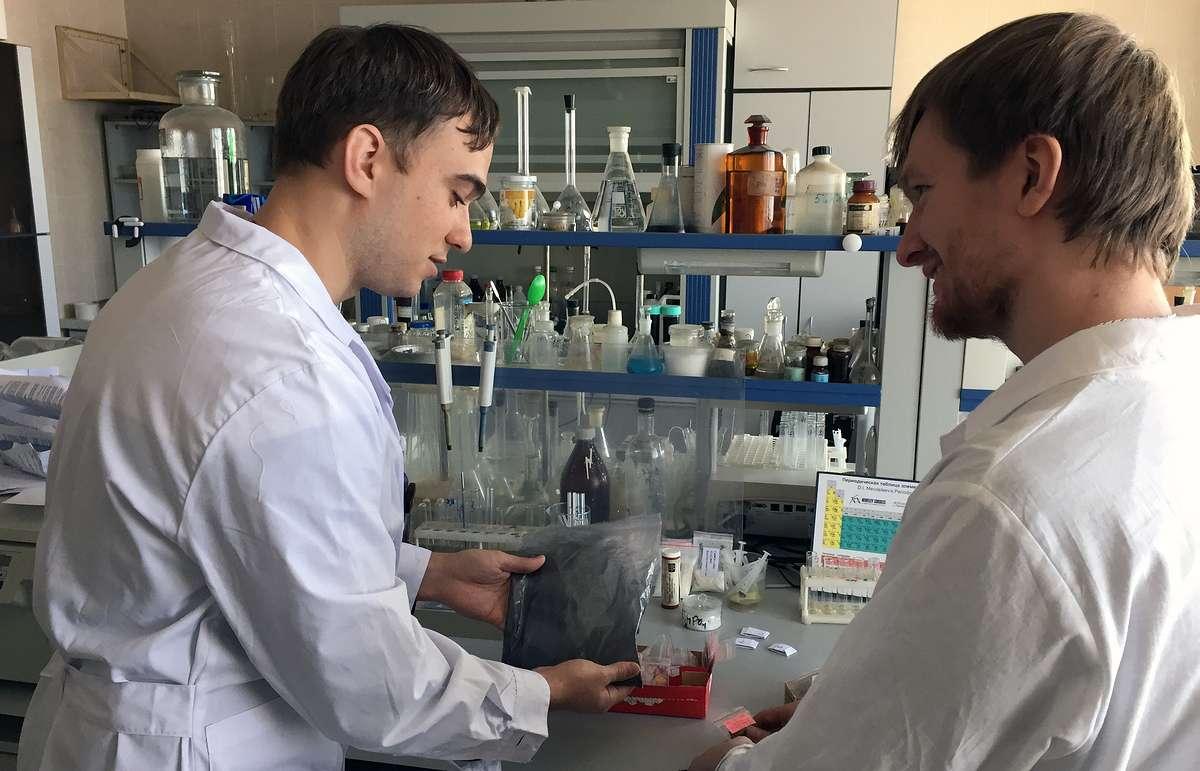 Ученые ДВФУ создали новый биокерамик для регенеративной костной хирургии