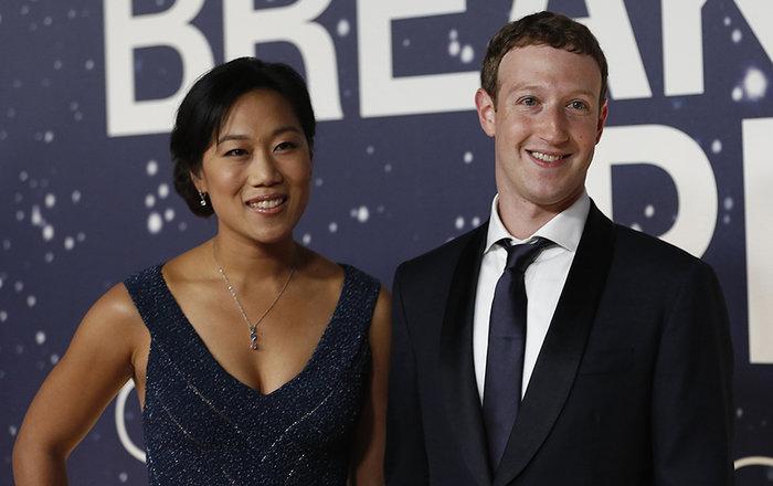 Цукерберг и Чан выделили 50 миллионов долларов