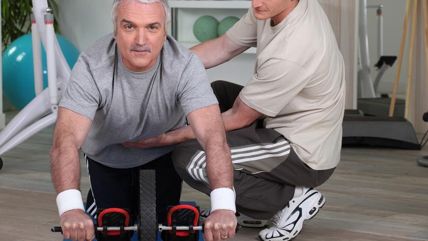 как правильно тренироваться пожилым людям