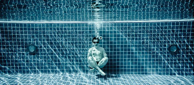 833 WOELeo51 - Как не бояться плавать: инструкция