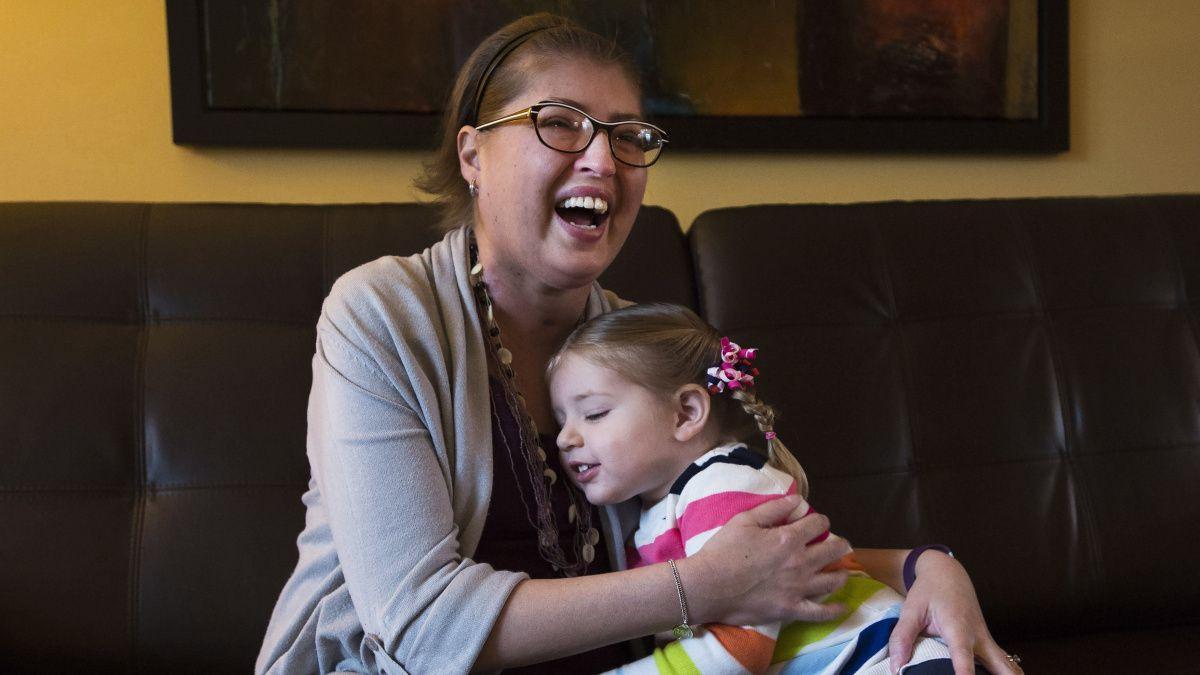 Жительница Канады прожила шесть дней без легких