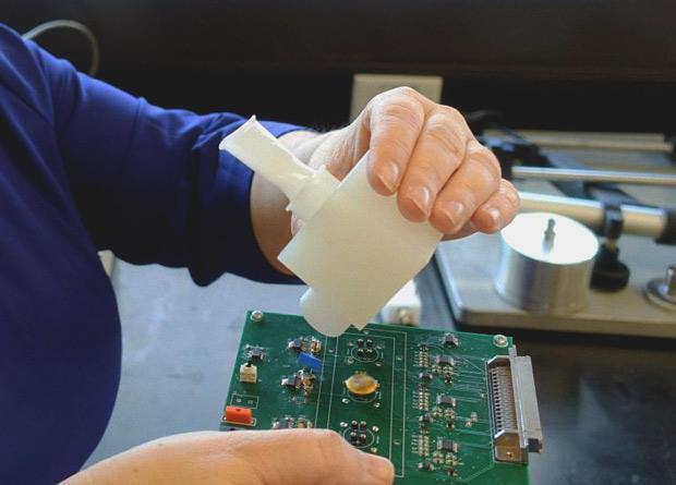 больных гриппом вычислят с помощью портативного сенсора дыхания