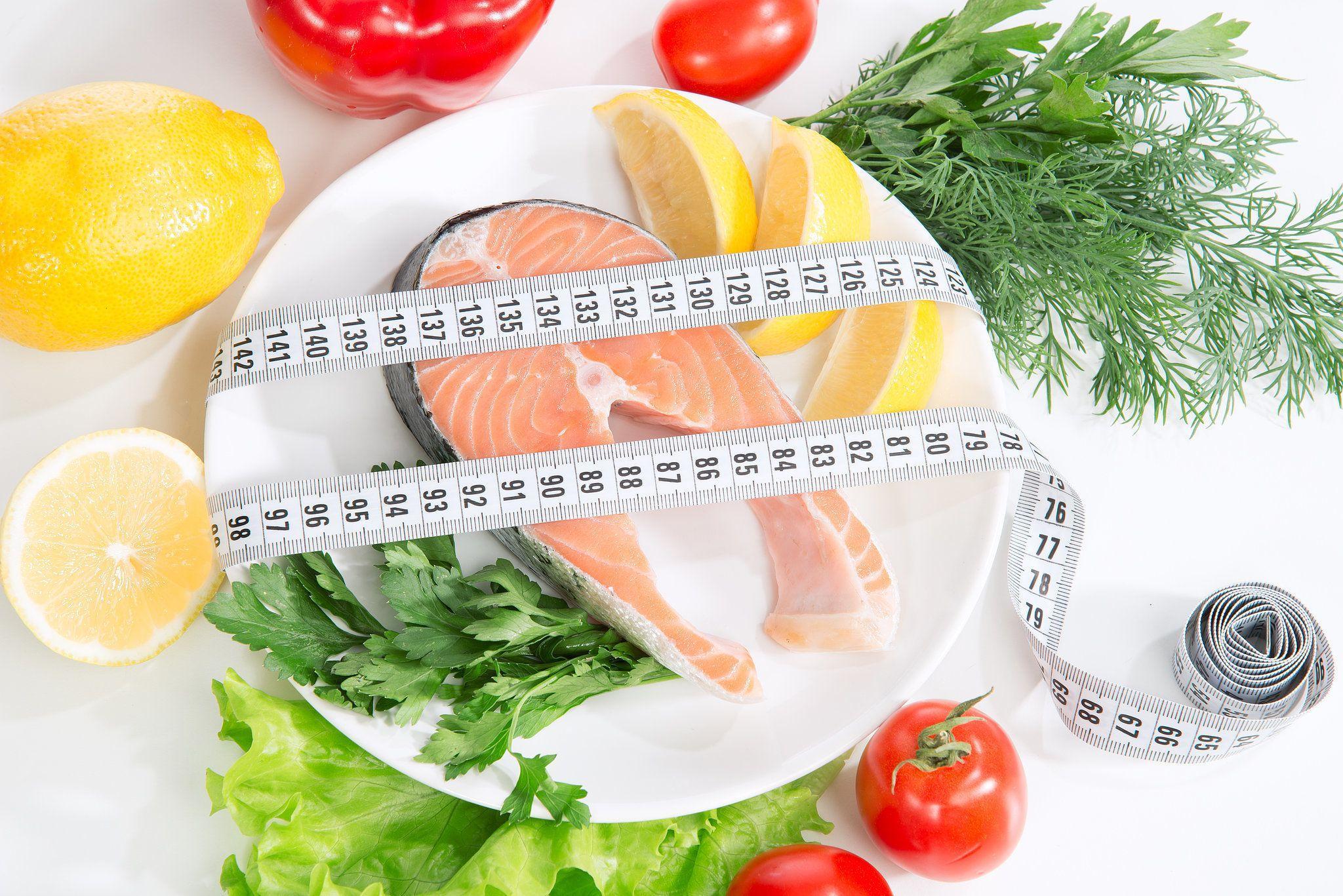 Пять простых правил здорового питания