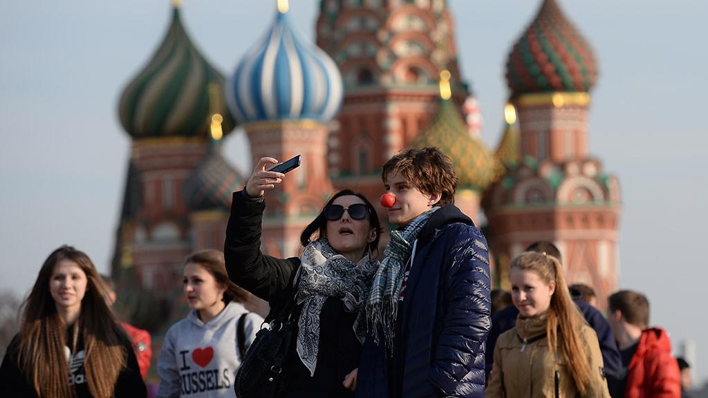 В Москве стало больше зависимых от фитнеса и селфи