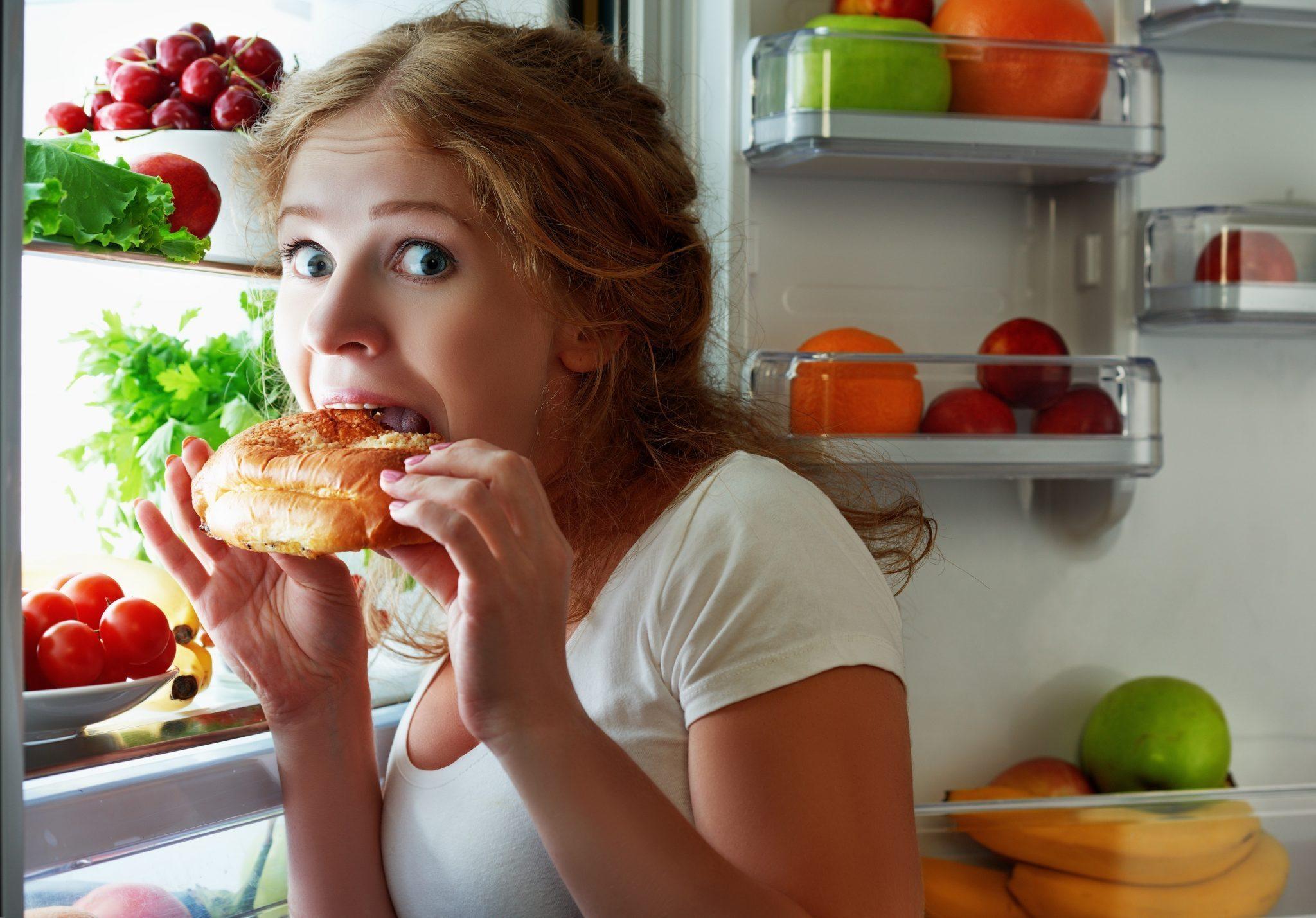 Заедать ночной голод нужно с умом
