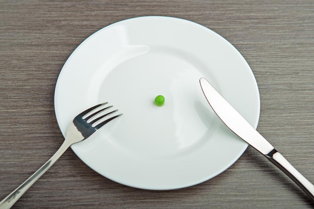 голод берет свое