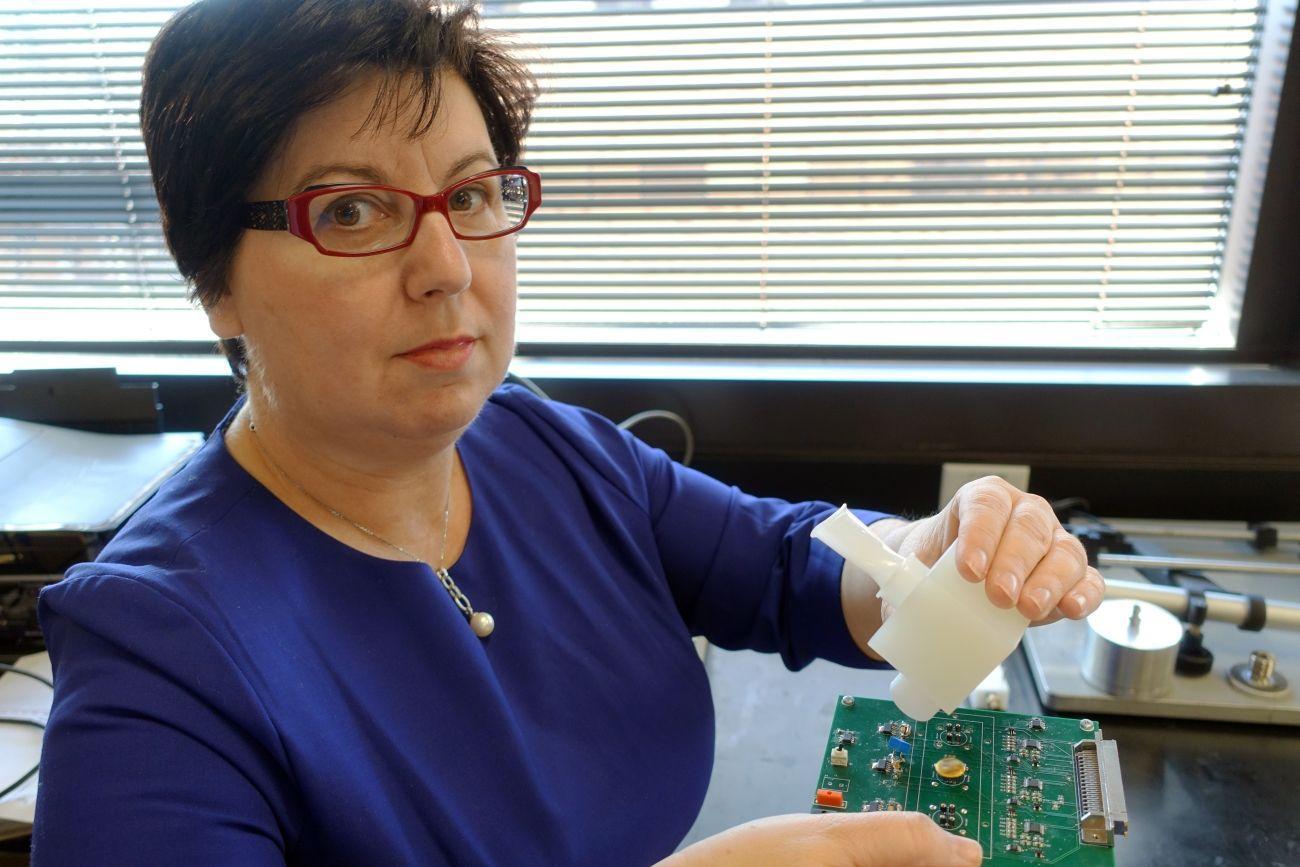 Больных гриппом диагностируют с помощью портативного сенсора дыхания
