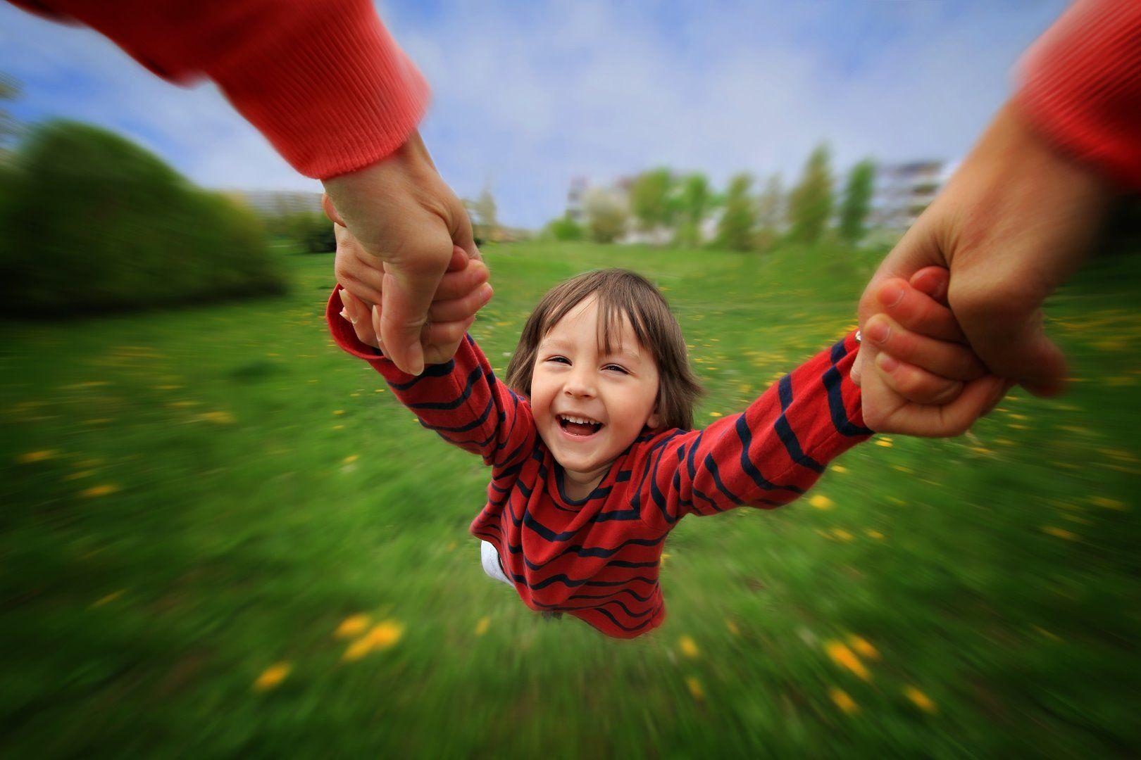 Секреты воспитания счастливого ребенка