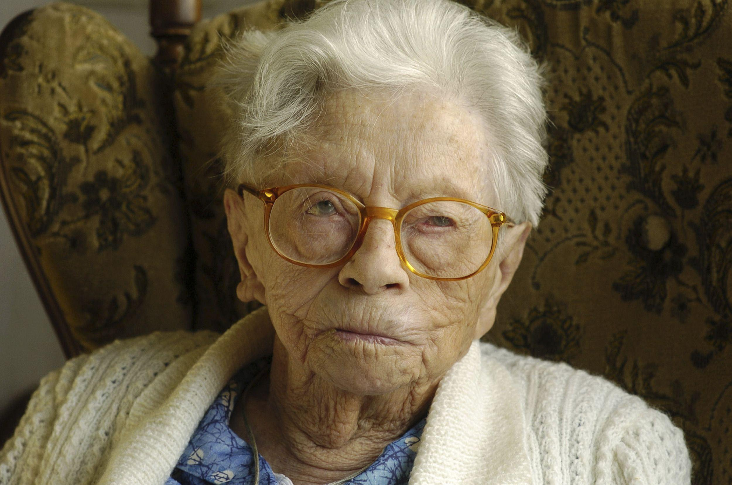 В крови долгожительницы обнаружили сотни генетических мутаций