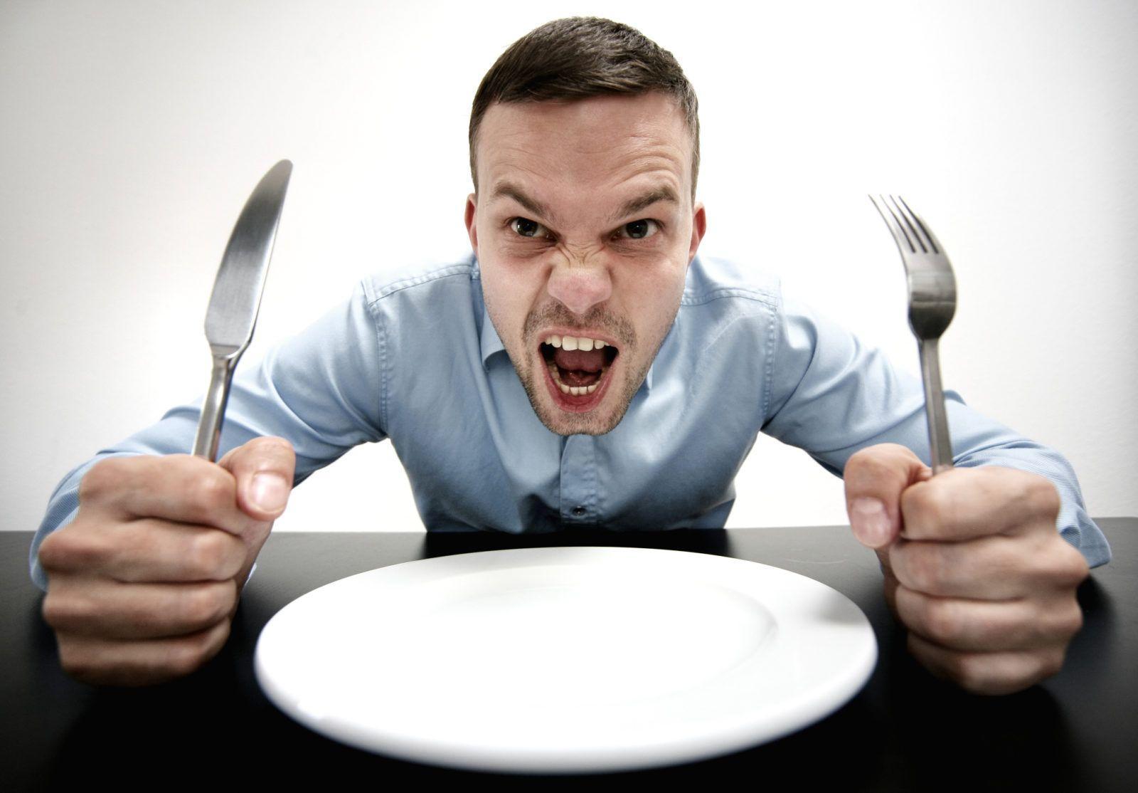 Почему люди на диетах такие злые