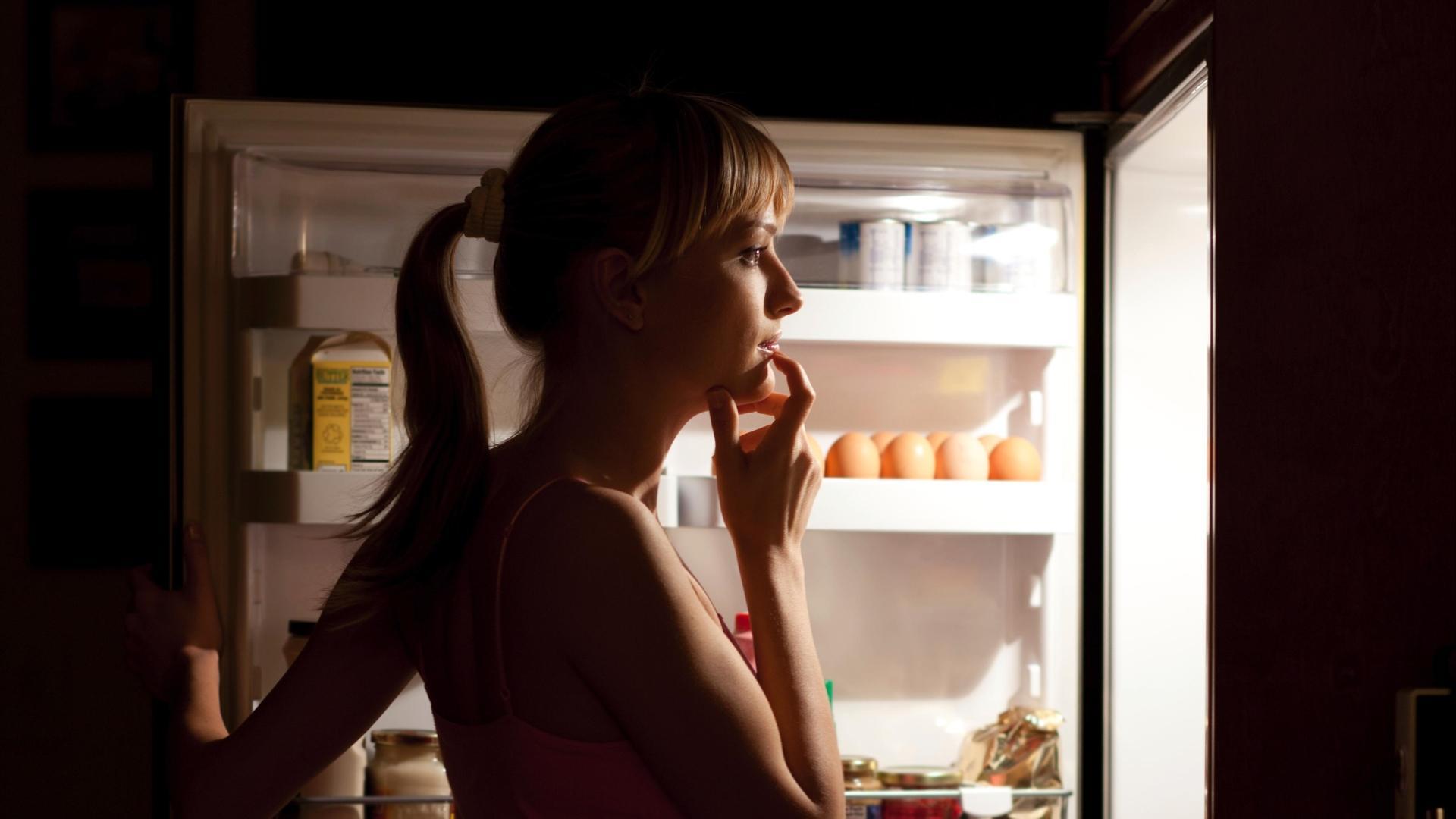 Поздний ужин угрожает инфарктом
