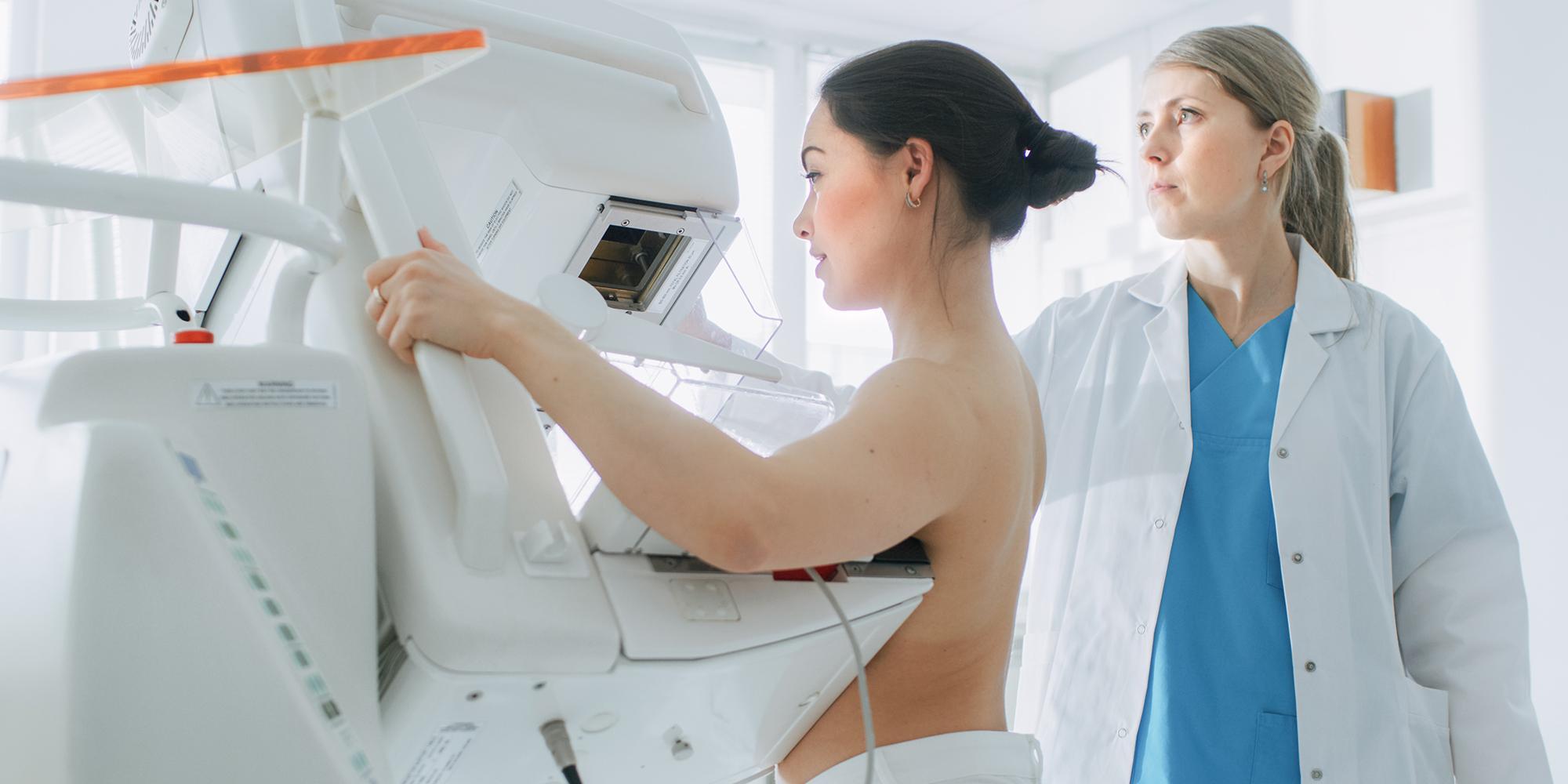 Вакцина против вируса папилломы человека защищает и от рака груди