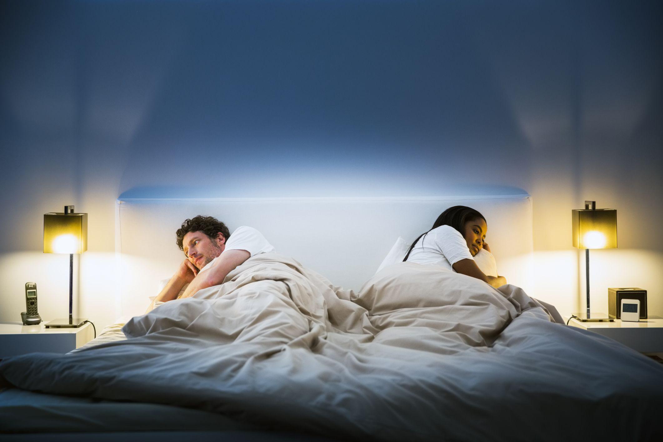 Мужчины чаще несут вину за отсутствие секса в отношениях