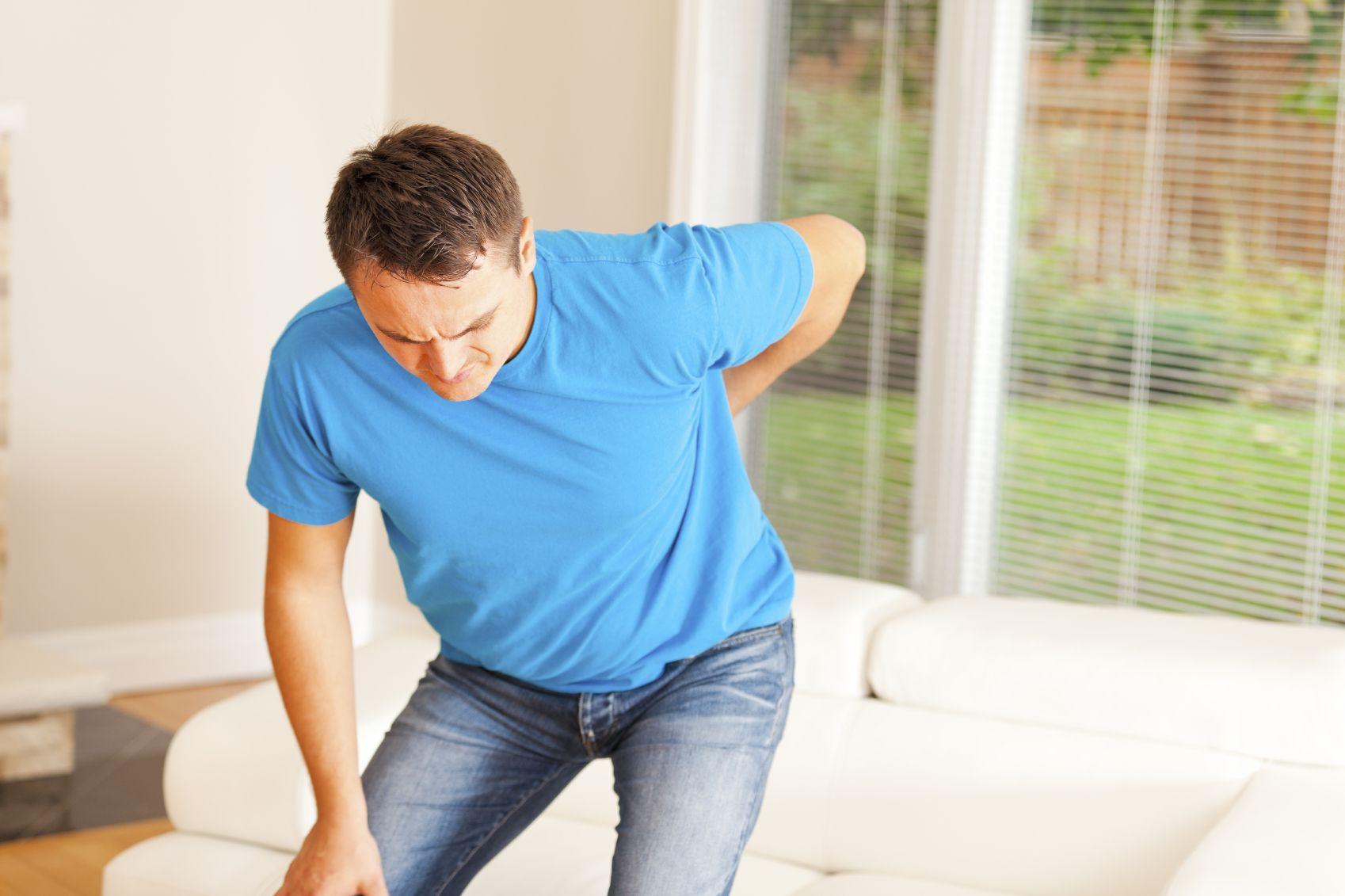 Хроническая боль в спине может быть «записана» в ДНК
