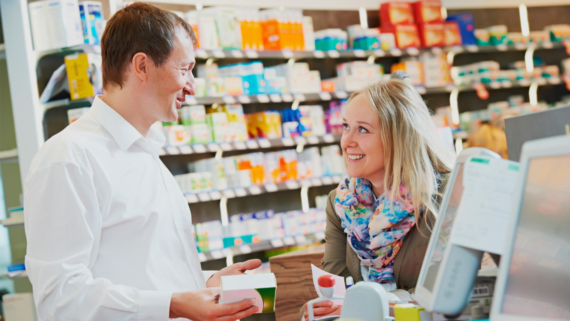 пациенты доверяют фармацевтам больше, чем врачам