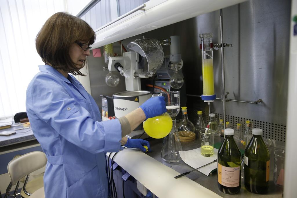 Российские ученые разработали замедляющее старение вещество