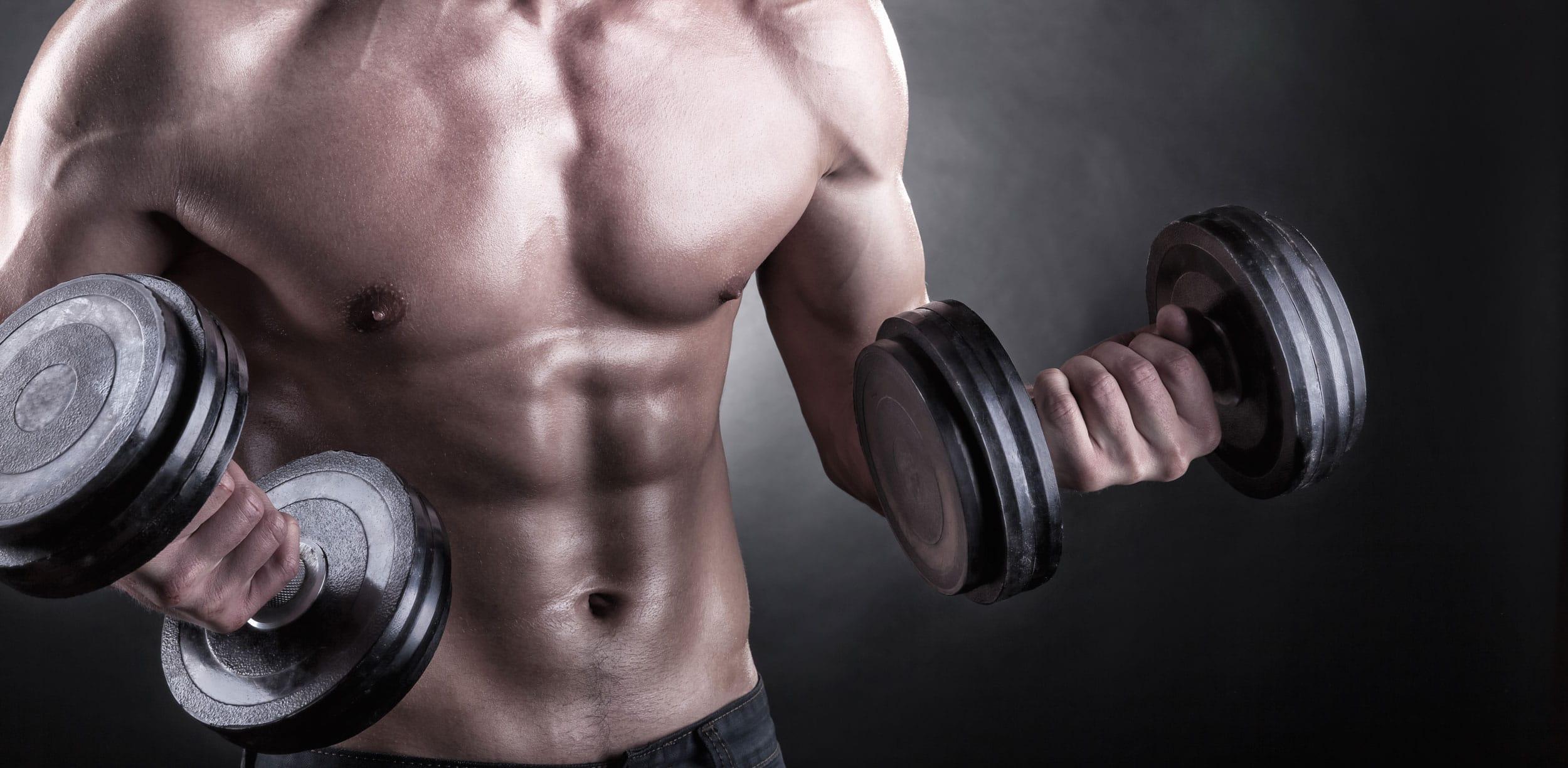 Хорошая физподготовка защищает мужчин от рака