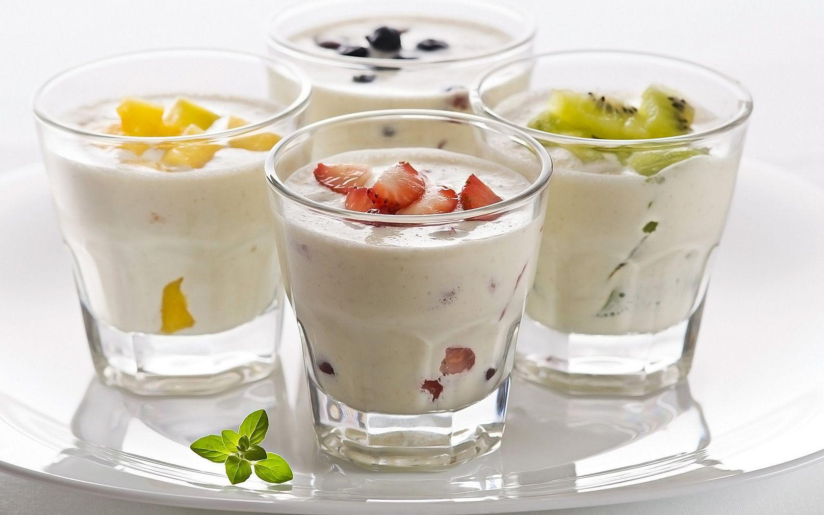 Йогурт спасет от диабета второго типа