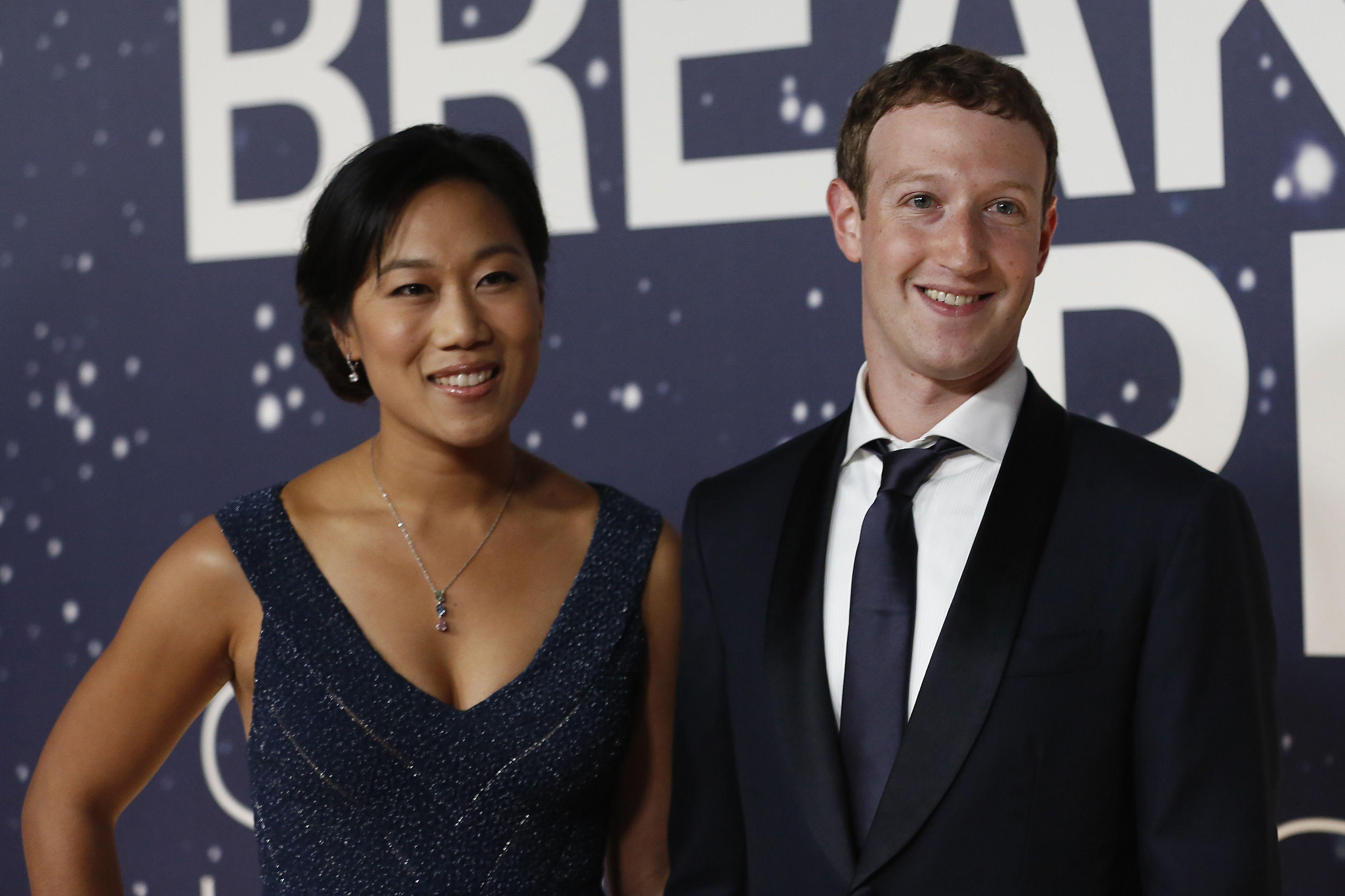 Цукерберг и Чан выделили 50 миллионов долларов на рискованные идеи в биологии и медицине
