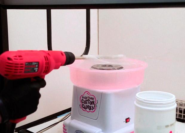 искусственные органы создали с помощью машины для сладкой ваты