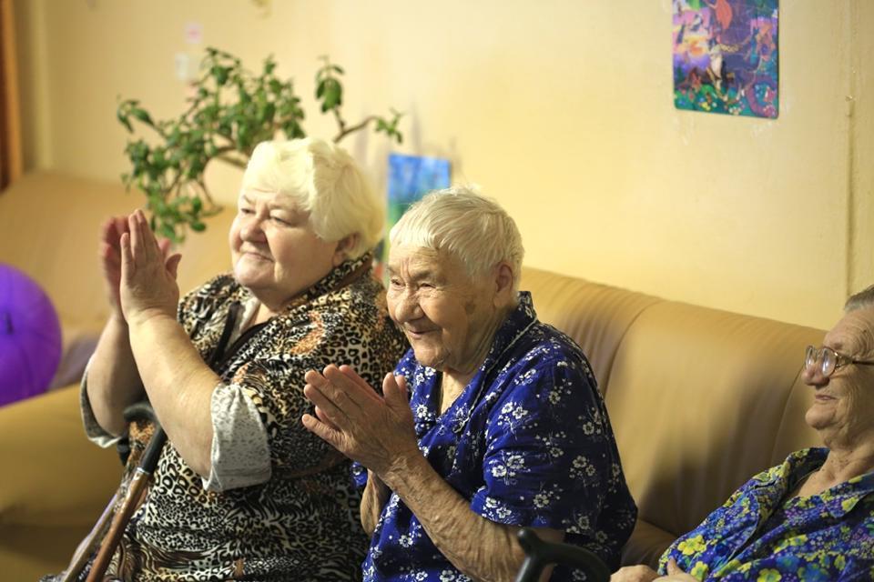 В обществе нет запроса на достойную старость