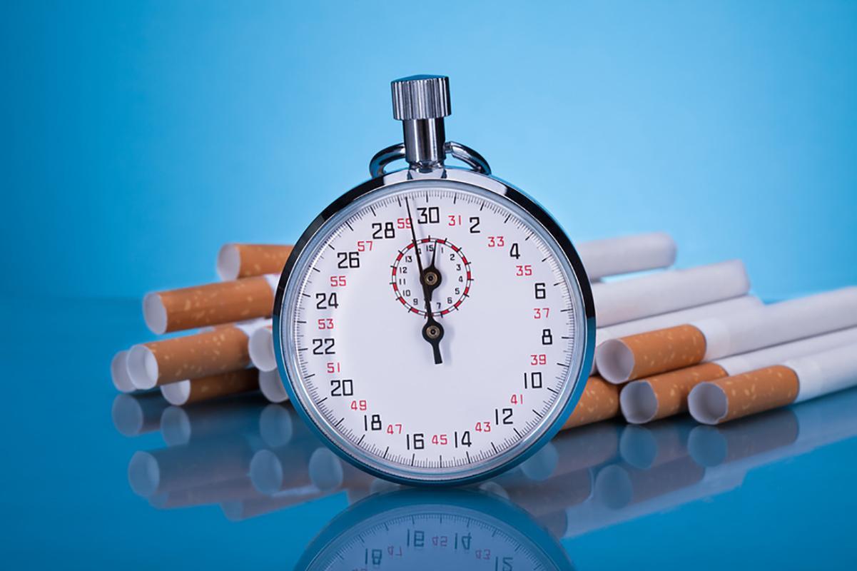 Последствия курения проходят через 15 лет