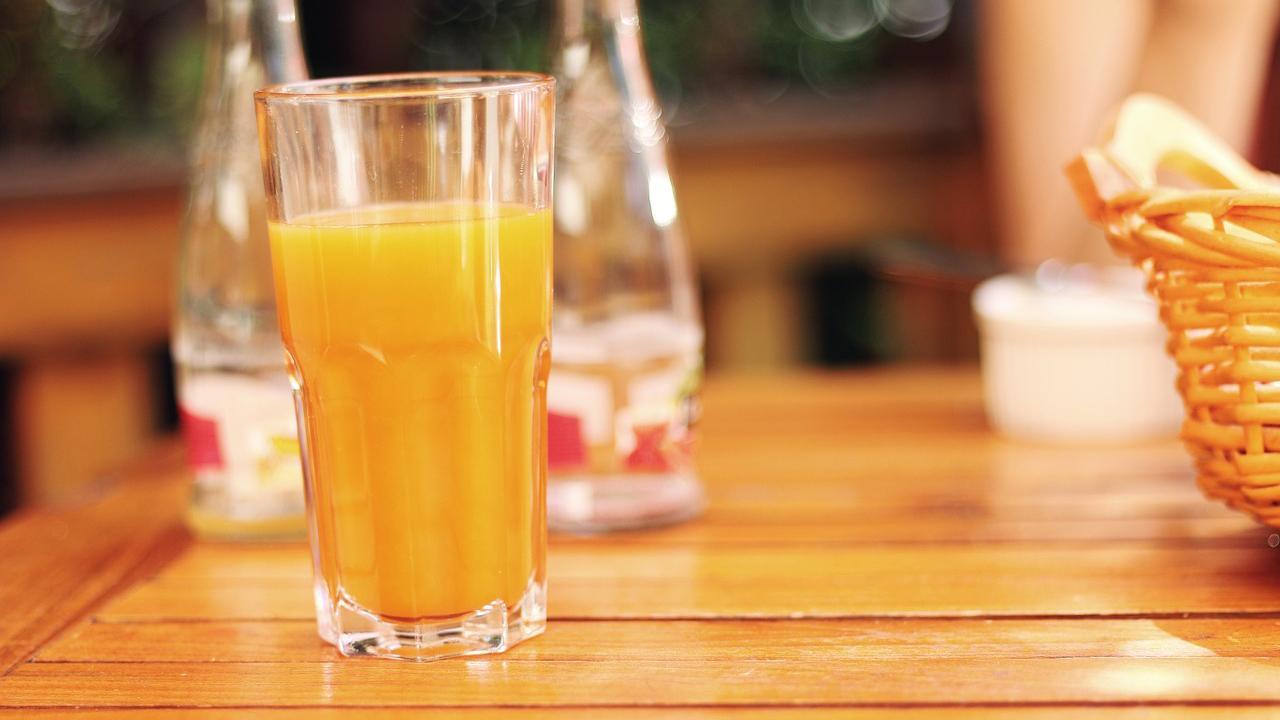 кофе по утрам предлагают заменить апельсиновым соком