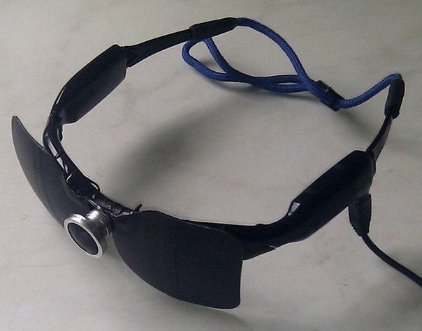 LDvnBXuSgo81 - Звуковые очки vOICe смогут вернуть зрение миллионам людей на планете