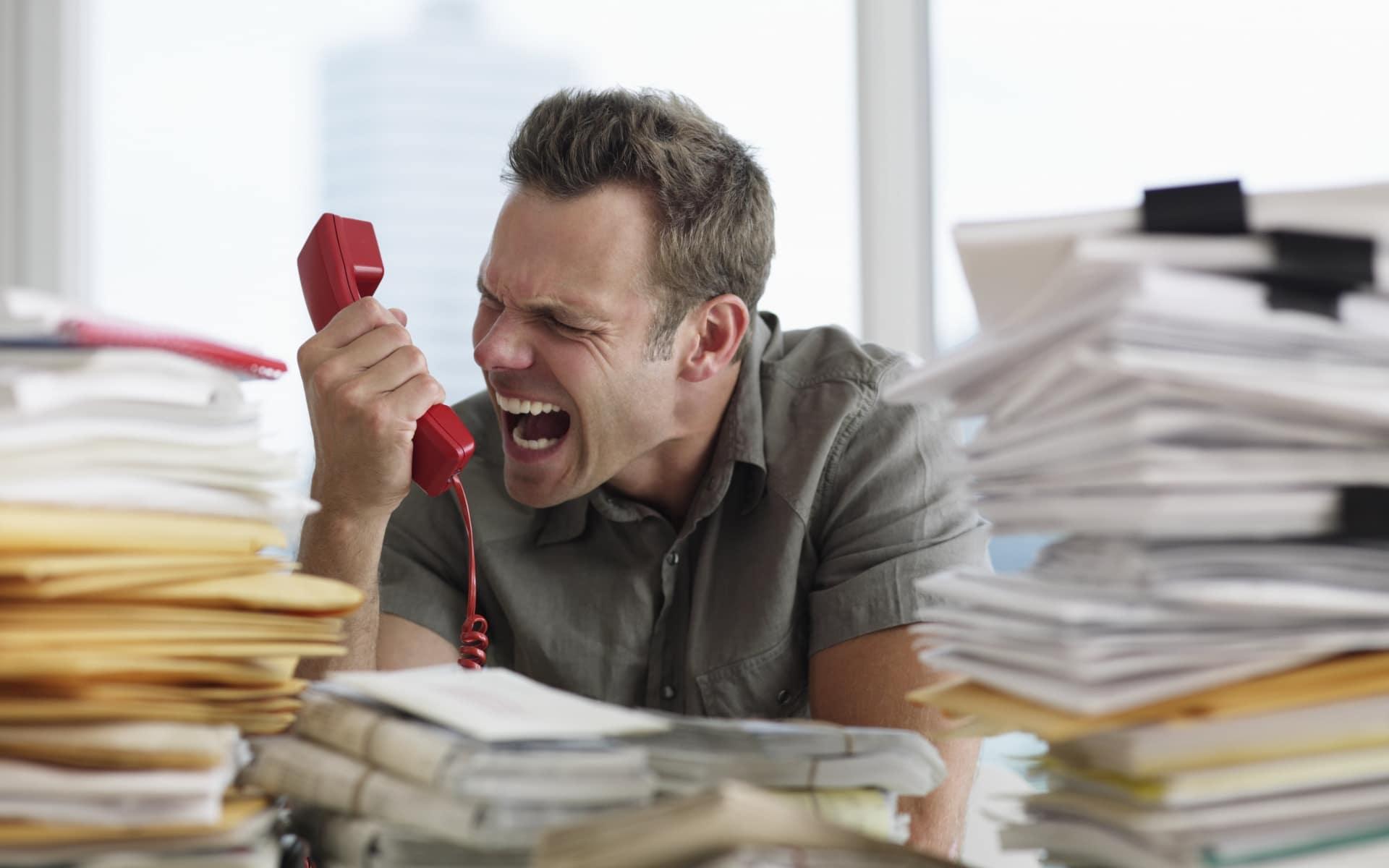 Конфликты на работе: сохраняем спокойствие