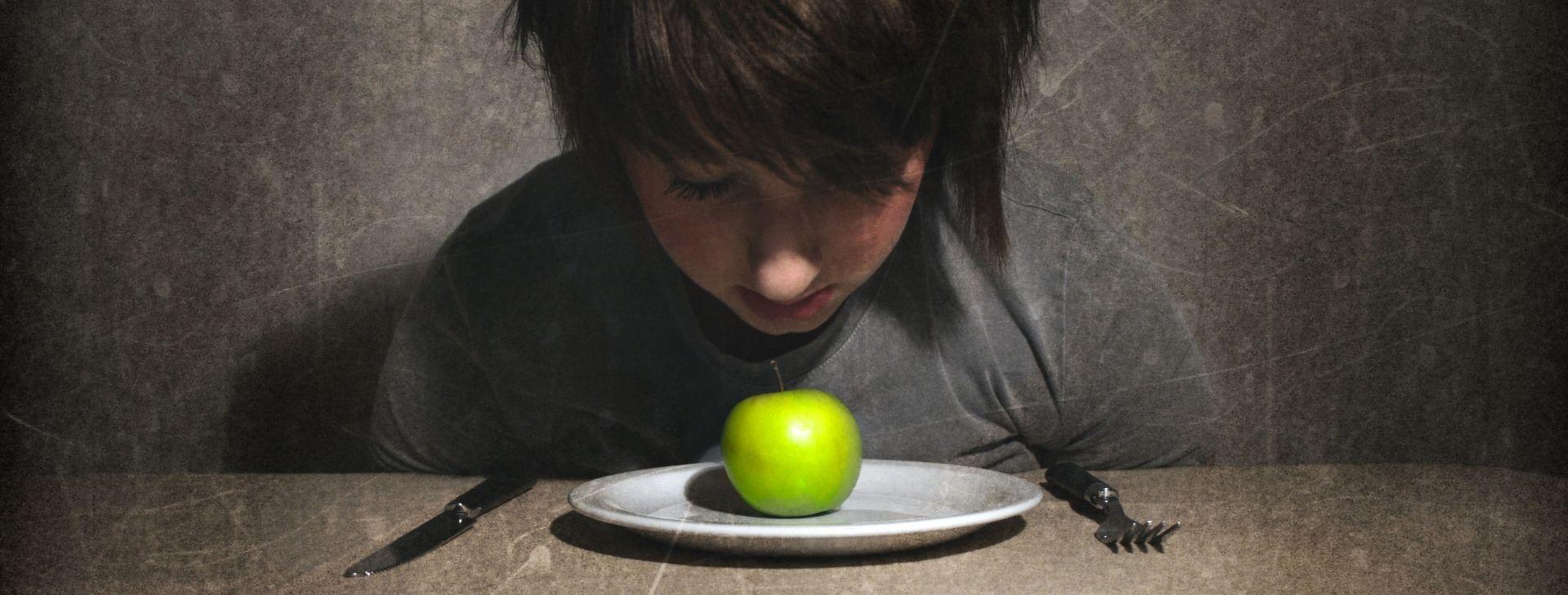 Мозг анорексиков работает иначе