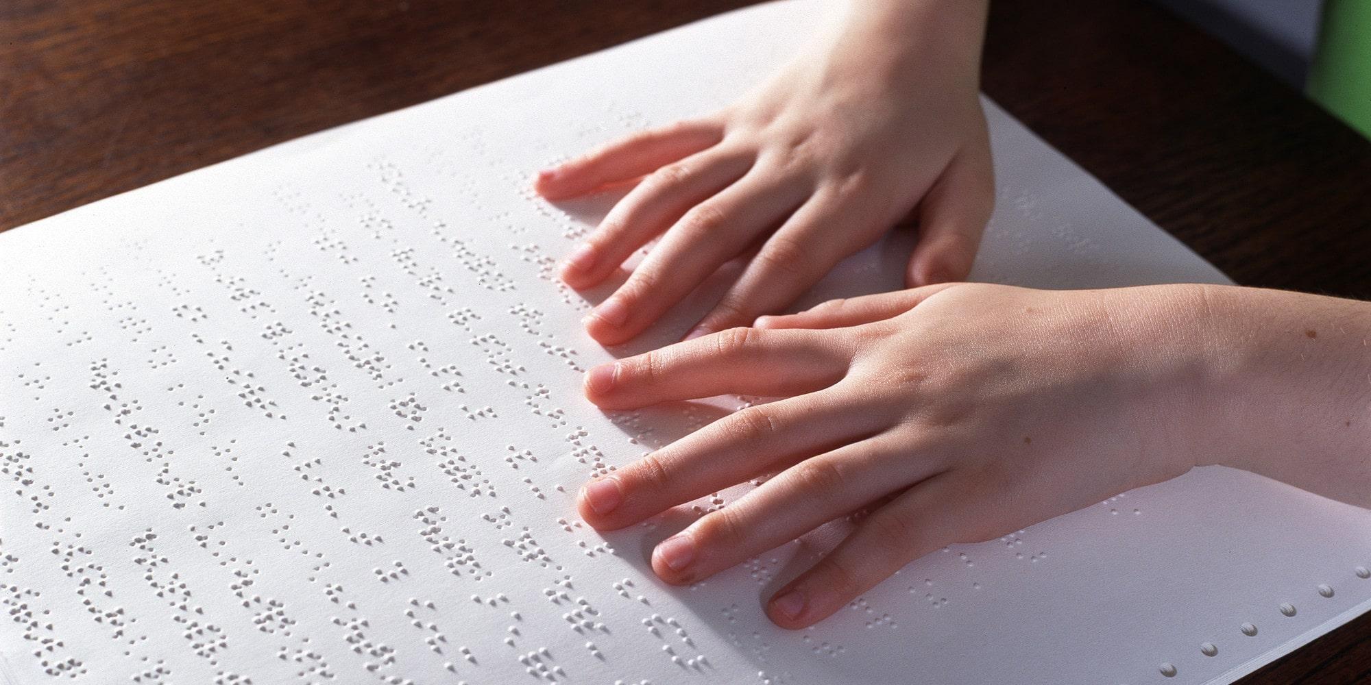 Ранняя потеря зрения влияет на двигательные функции детей