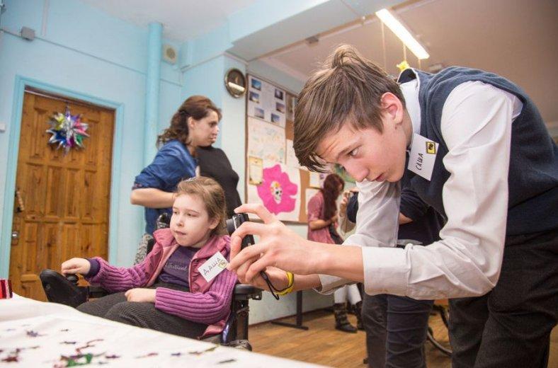 выставка фоторабот детей с инвалидностью