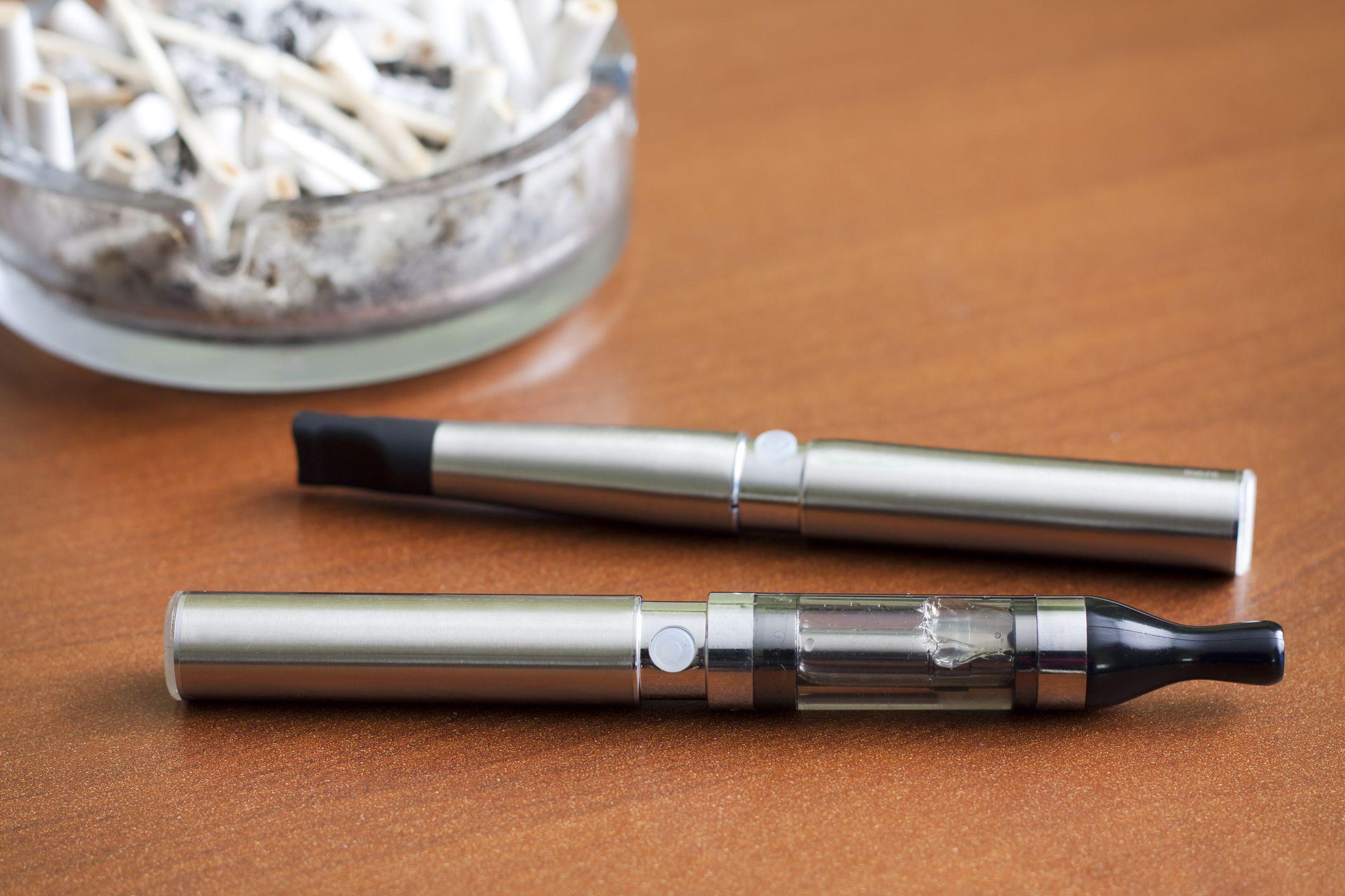 Как электронные сигареты влияют на здоровье