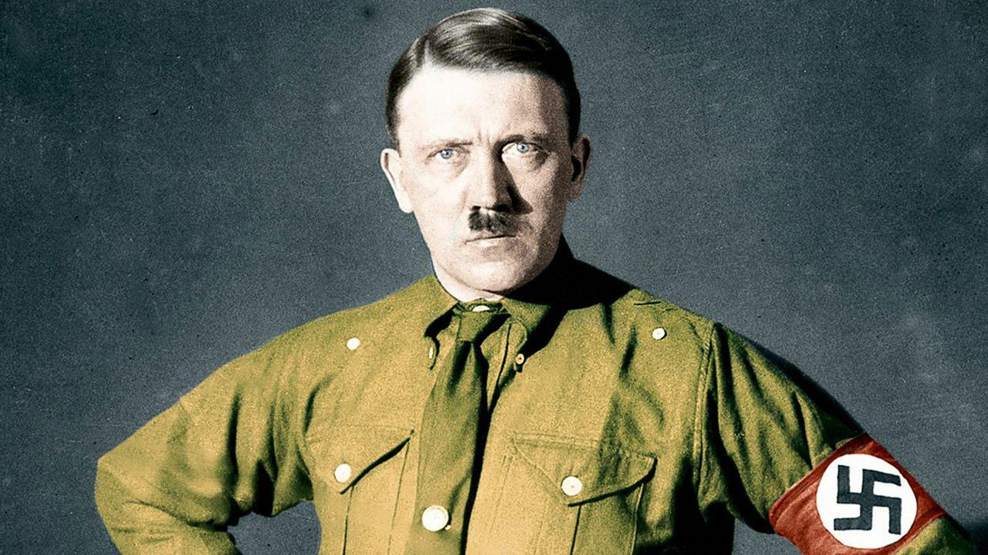 Первым борцом с курением был Гитлер