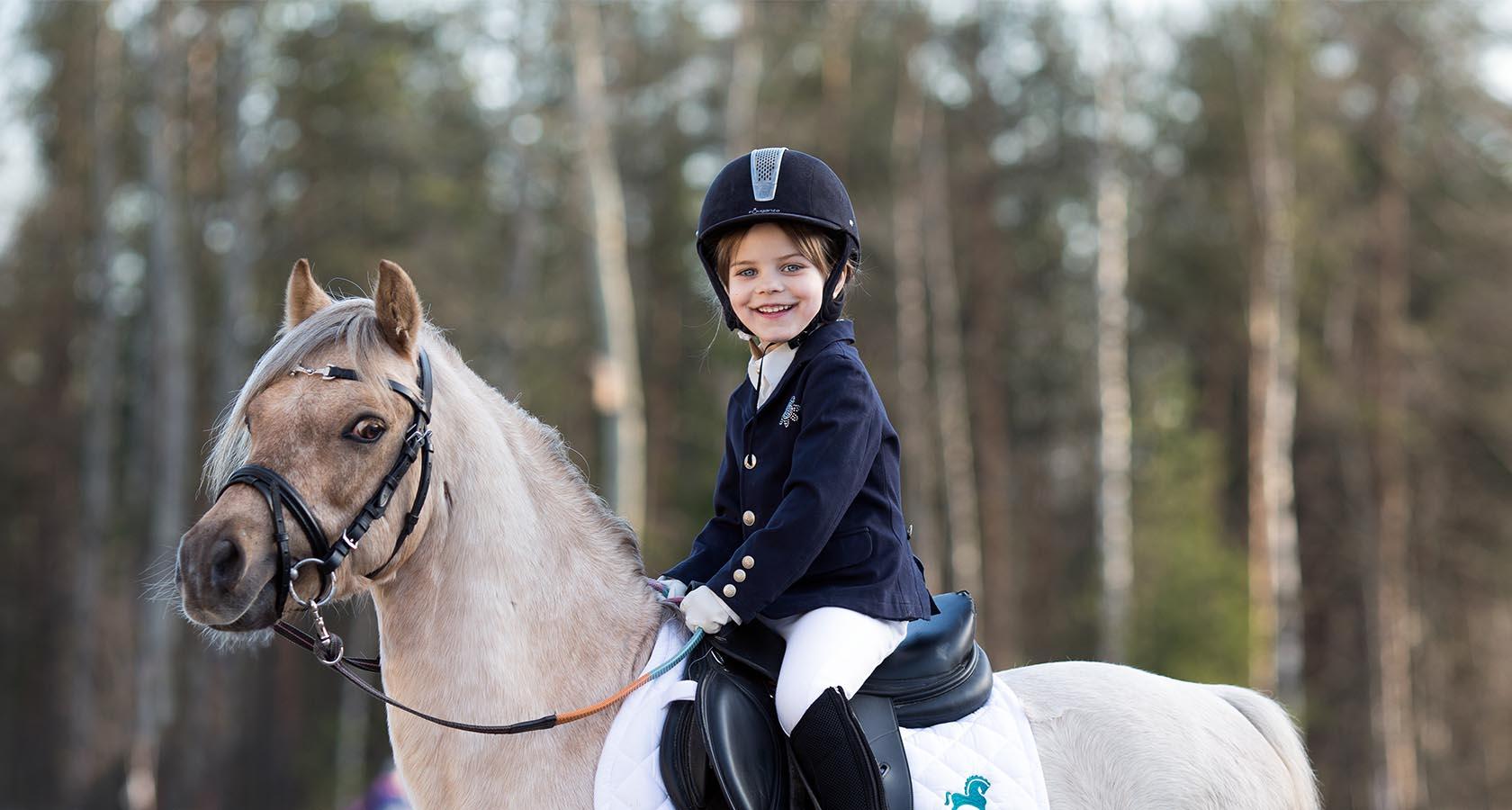 Верховая езда улучшает когнитивные способности детей