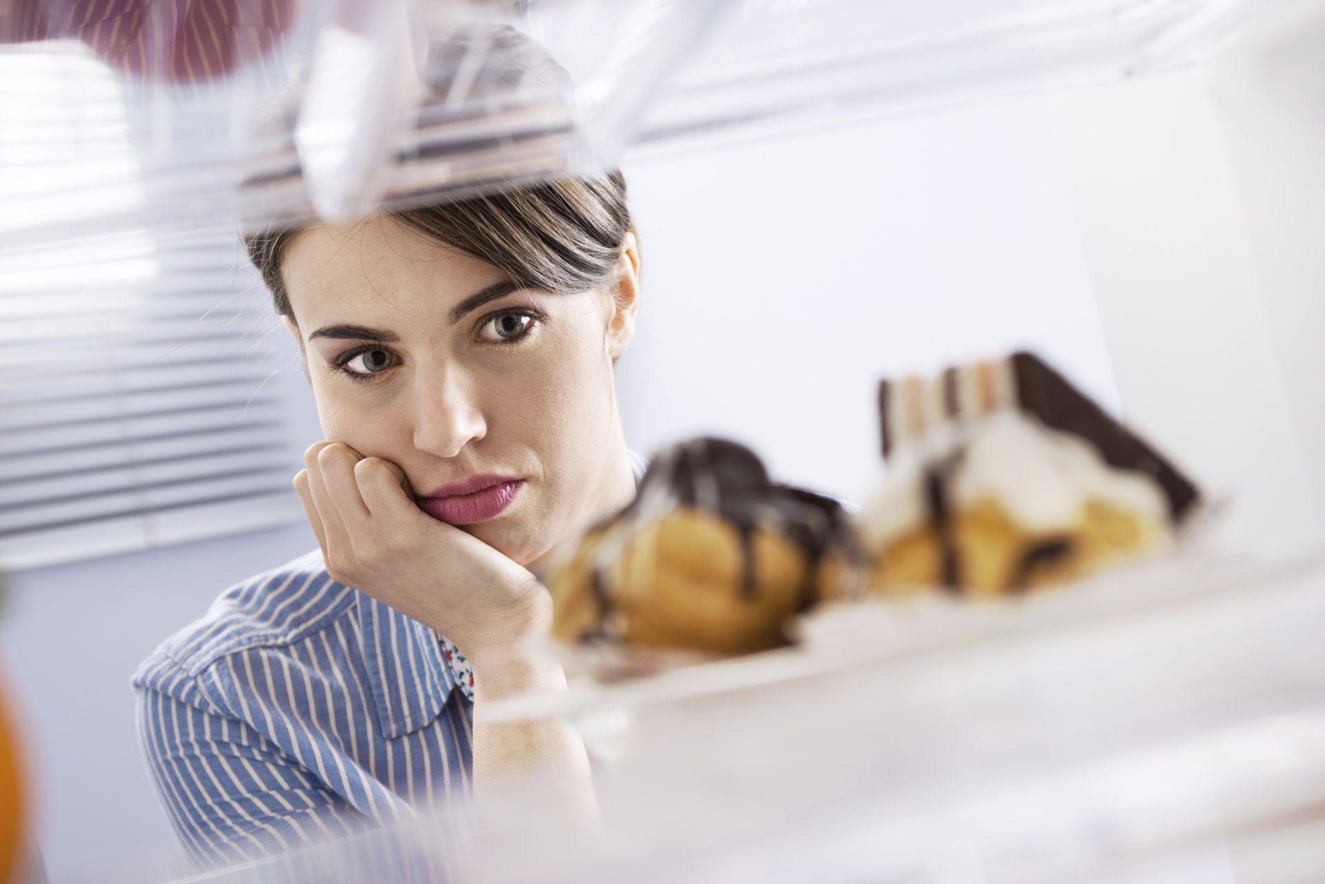 Страх и гнев повышают аппетит