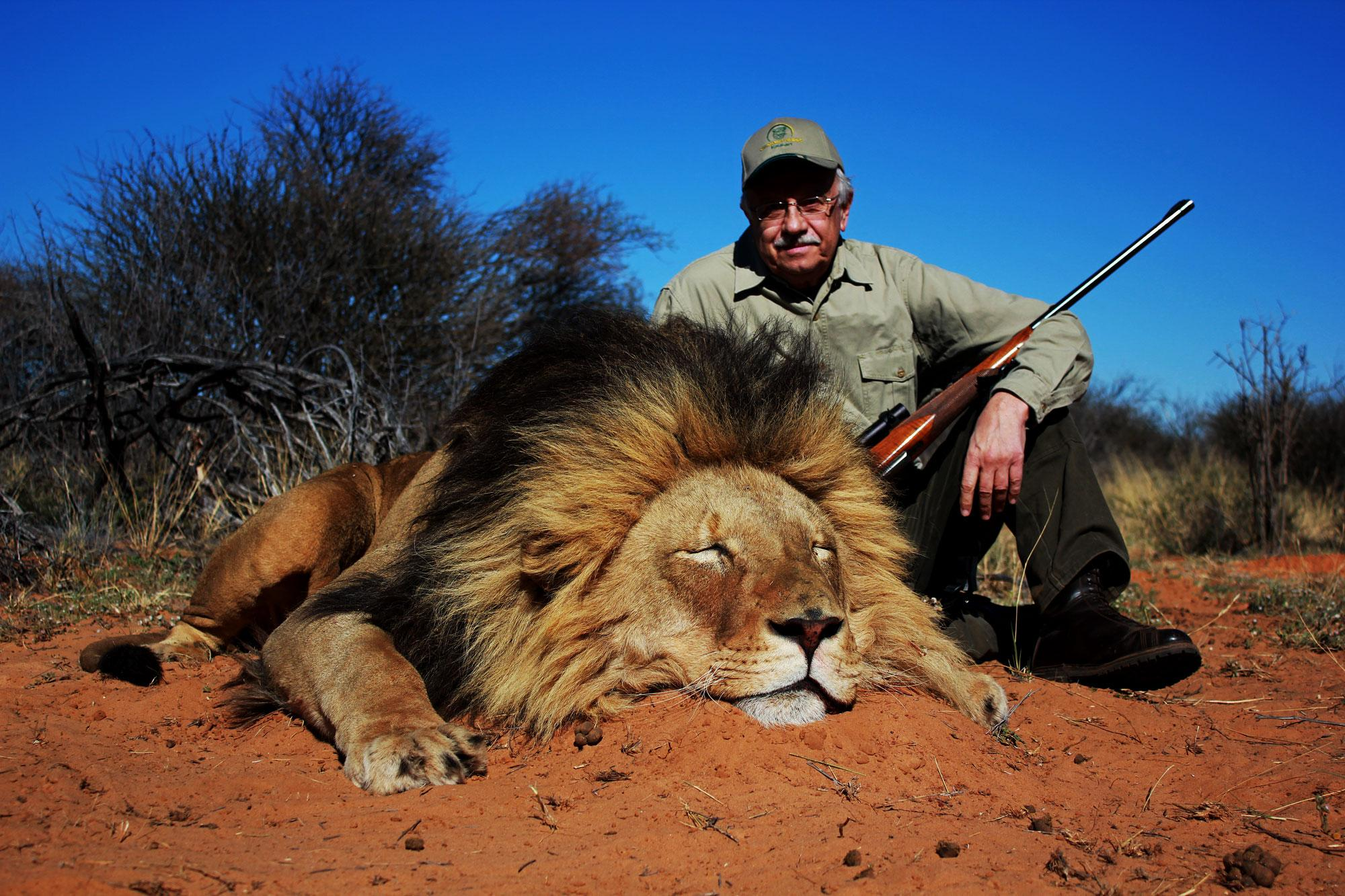 Человек признан самым смертоносным хищником в природе