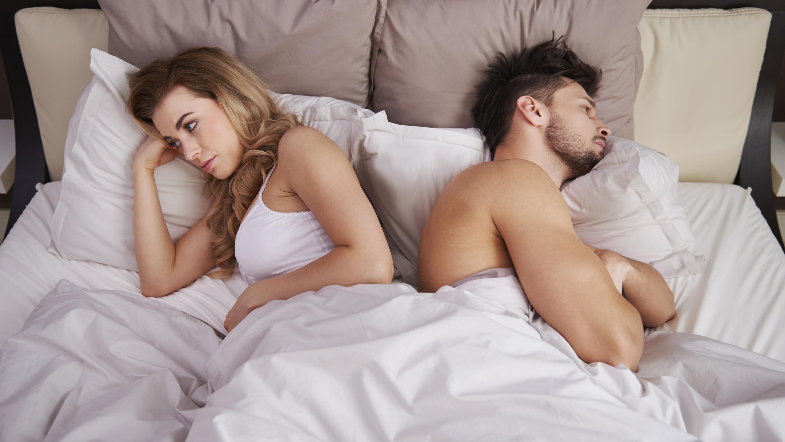 Мужчины не всегда хотят секса