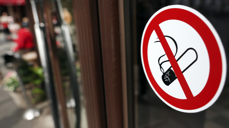 Курильщики рискуют столкнуться с нарушениями мышления в старости