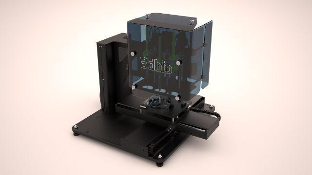 В Сколково рассказали о лазерной печати живыми клетками