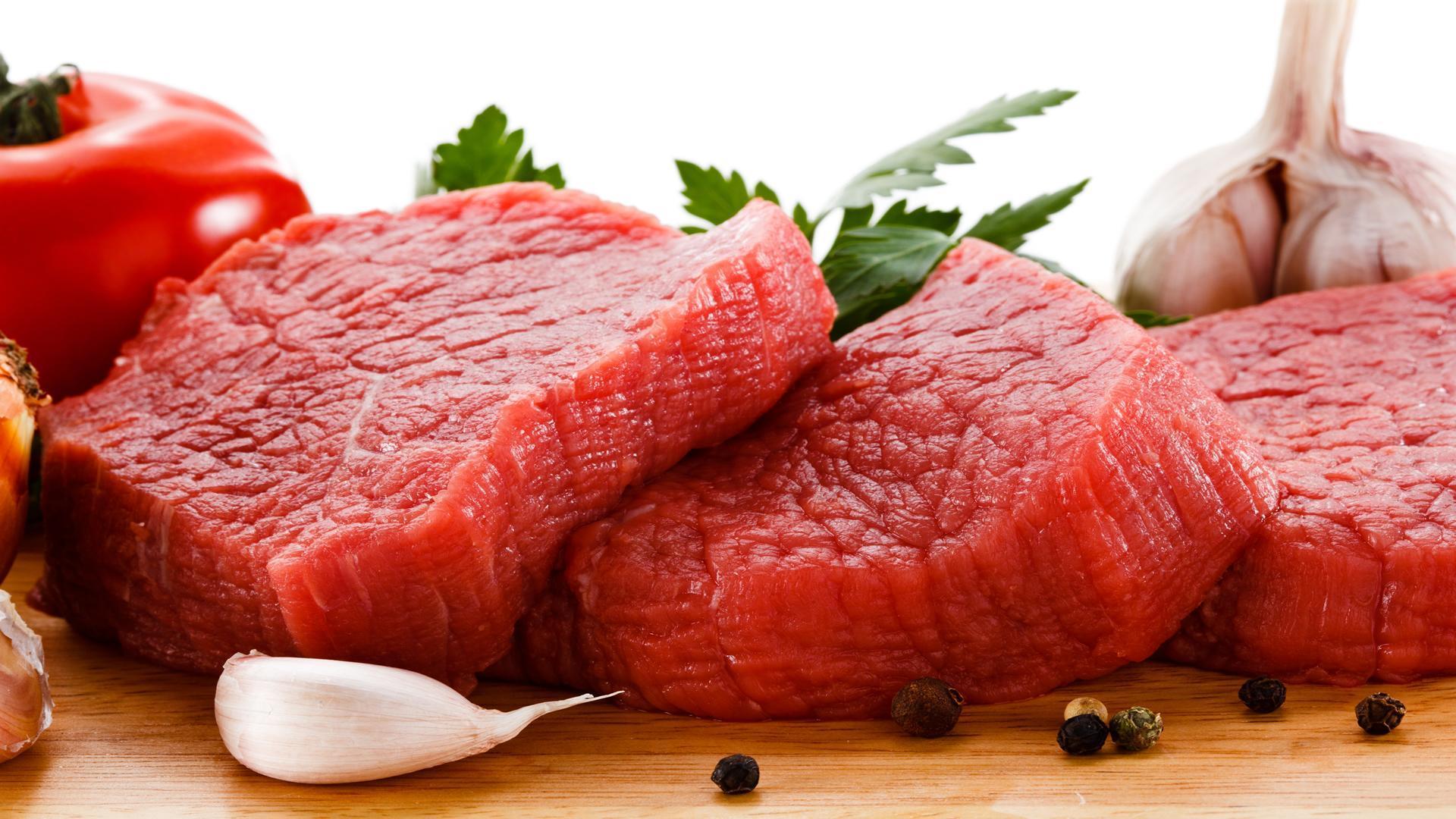 Красное мясо и бактерии обещают серьёзные проблемы с сосудами
