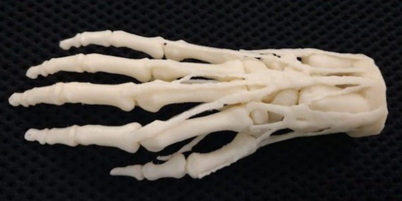 американские госпитали начнут печатать протезы