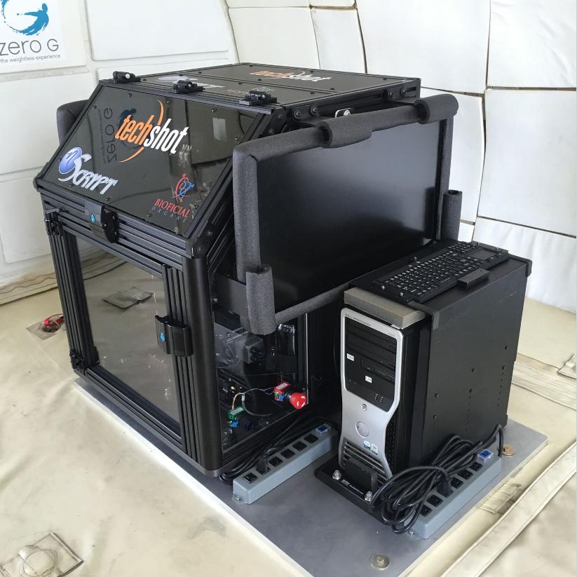 3D-печать органов прошла испытания в условиях микрогравитации